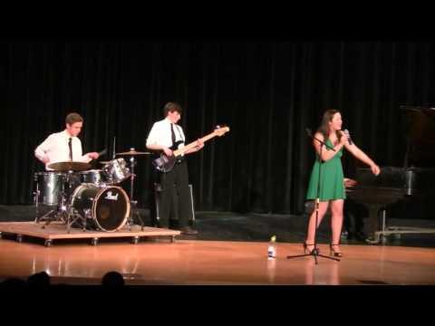 9th Graders Rock High School Talent Show