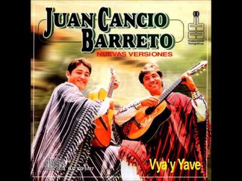 JUAN CANCIO BARRETO - VY'A Y YAVE - NUEVAS VERSIONES - Blues Caps