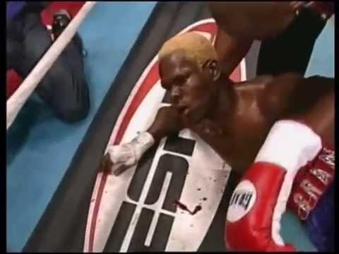 Бокс Нокаут После боя !! Без ПЕРЧАТКИ!!