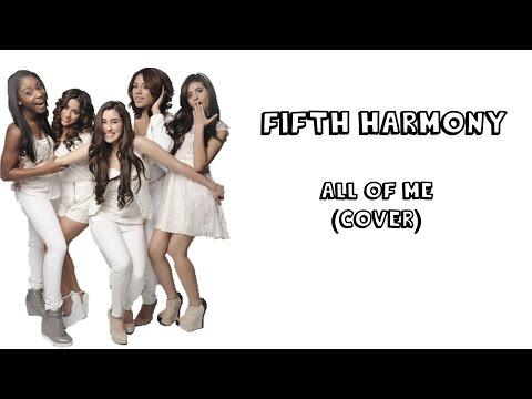 Fifth Harmony - All of me (cover) Sub español