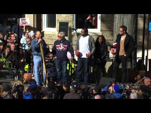 Aerosmith FREE  in Boston 2012