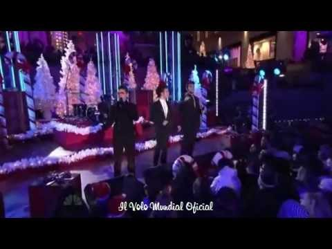 Il Volo Christmas Special/Silent Night, Christmas Medley & Tree Lightning 2012