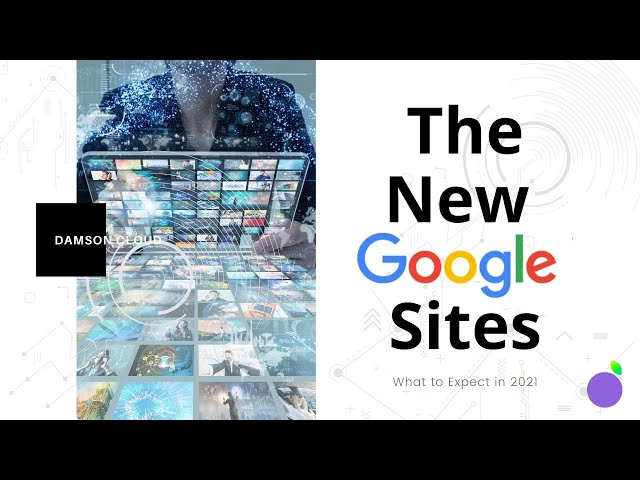 New Google Sites: Free Website Builder 2021