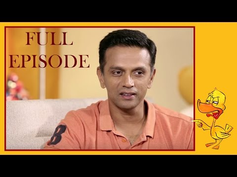 Rahul Dravid & Vikram Sathaye | Episode 1 | What The Duck