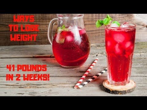 How To Lose Weight Fast – 41 Pounds In 2 Weeks! WITHOUT Starving Yourself! (Fast & Easy Weight Loss)