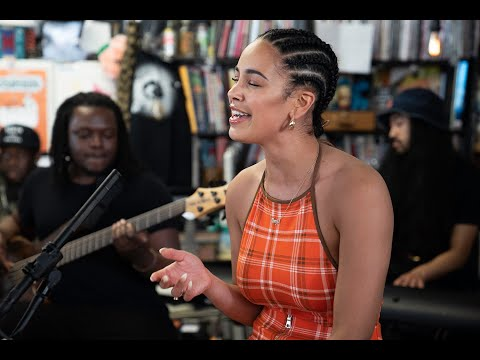 Jorja Smith: NPR Music Tiny Desk Concert Mp3