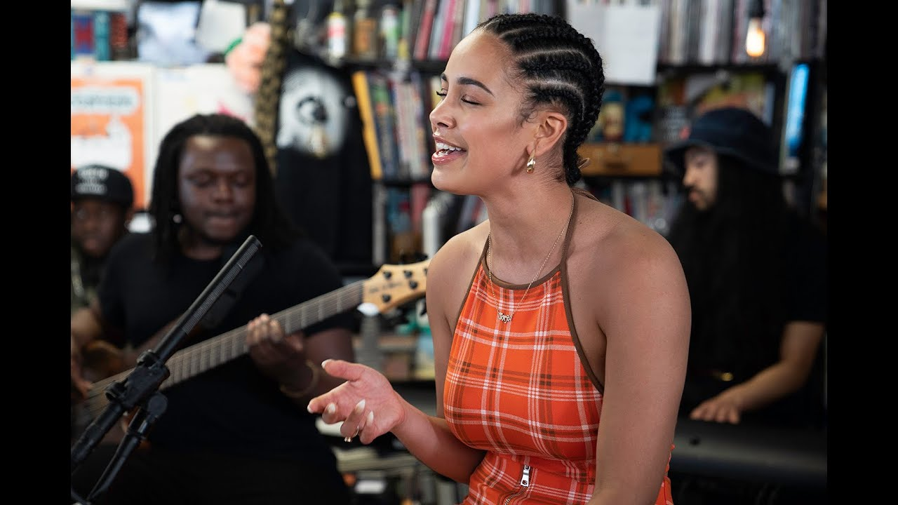 Jorja Smith: NPR Music Tiny Desk Concert