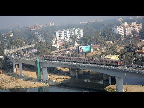 Lucknow metro : मेट्रो रेल ने शहर को दी नयी रफ़्तार  || AAJ KI KHABAR