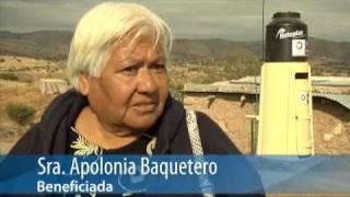 """Programas Sociales Rotoplas : Comunidad """"La Junta"""" Municipio de Nonoava Chihuahua"""