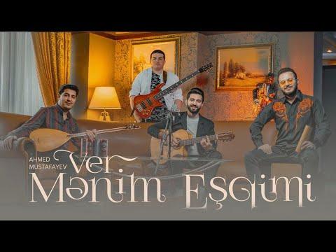 Ahmed Mustafayev - Qaytar eşqimi Cover