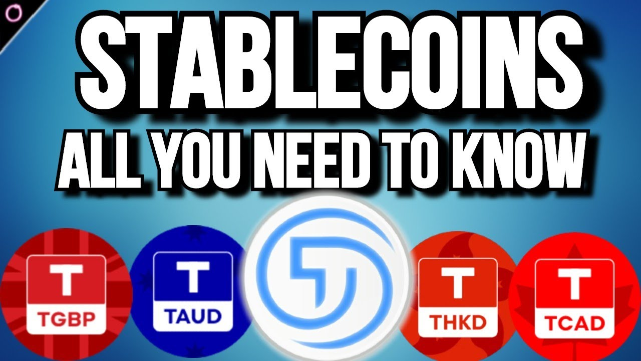 STABLECOINS - How to keep you Defi and bitcoin gains safe!