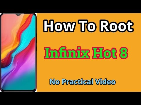 How To Root Inifnix S5 Latest Thanks for Watching... For Files And Any Complaints And We Provide Onl.