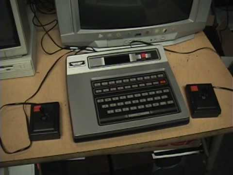 Magnavox Odyssey2 console & games review