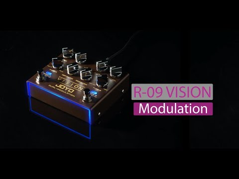 R-09 VISION Official Video