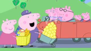 Peppa Pig Full Episodes |Stuck in Traffic with Peppa #91