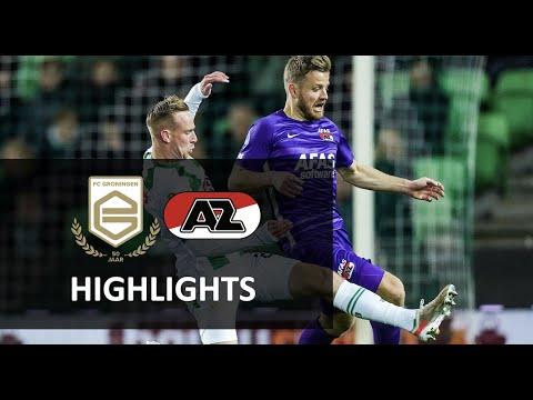 Groningen Alkmaar Goals And Highlights