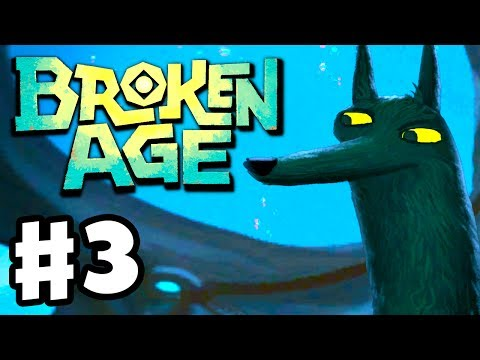 Broken Age - Gameplay Walkthrough Part 3 - Shay And Marek To The Rescue! (PC, IOS, Android)