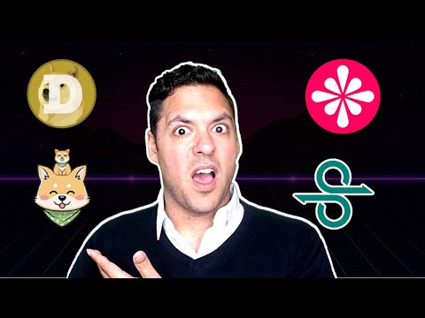 TIME TO GO ALL IN IN THESE COINS?? 100X COIN PART 2!