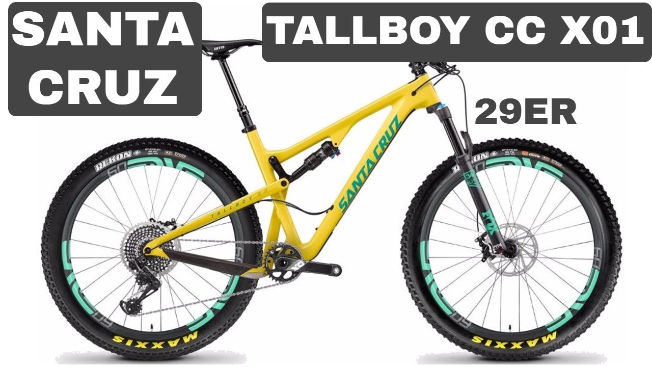 Santa Cruz Tallboy CC Review - YouTube