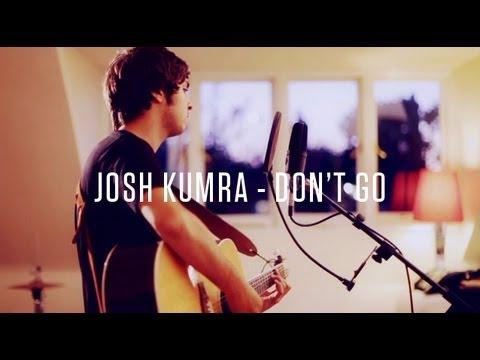 Josh Kumra - Don't Go (Acoustic)