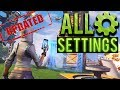 Fortnite Creative Mode Tutorial - ALL Island Settings - STOP Griefers! UPDATED!
