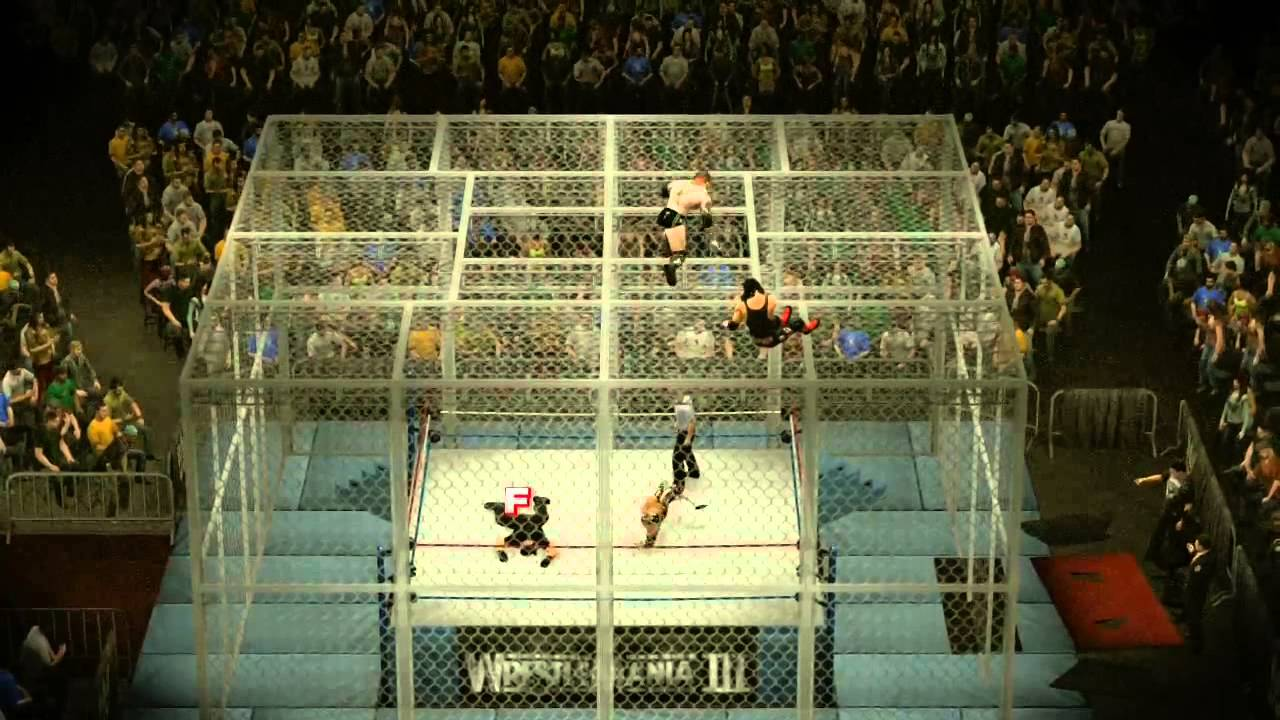 nL Live on Twitch.tv - The First of Many Sin Cara deaths [WWE 2K14]