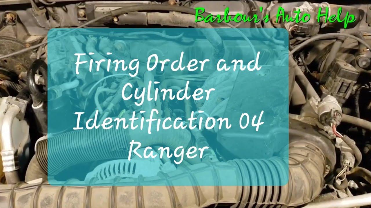 Ford Mustang 4 6 Firing Order On 1999 Ford Ranger 3 0 Engine Diagram