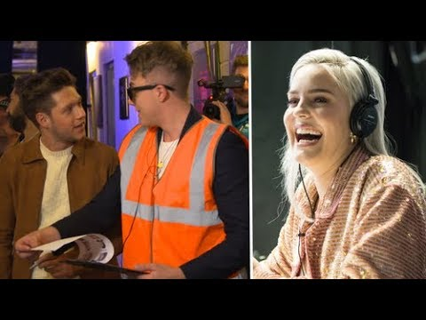 Niall Horan Got Stopped By 'Security' & It's Hilarious AF
