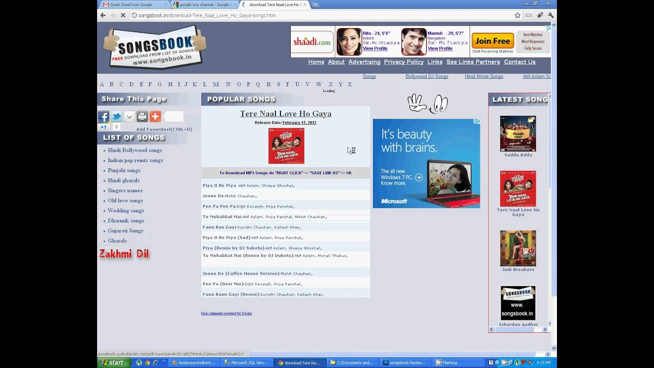 best mp3 download website india