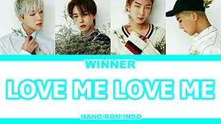 Video [INDO SUB] WINNER - LOVE ME LOVE ME download MP3, 3GP, MP4, WEBM, AVI, FLV Maret 2018