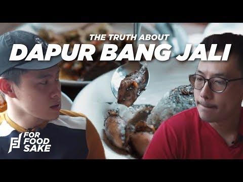 WARTEG ARTIS LAGI? SAMA AJA? KUPAS HABIS DAPOER BANG JALI (BY DENNY CAGUR) - For Food Sake Eps.10