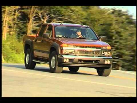 Chevy Colorado 2004