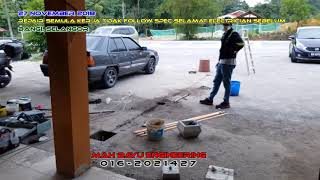 PAKAR ELEKTRIK PAKAR KILAT : Voltage Dropped - Over Voltage By Lightning Strike - DB Not Follow Spec