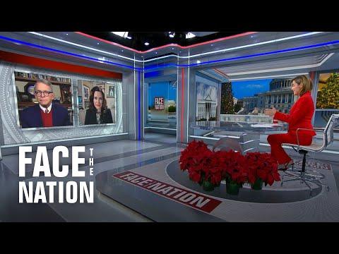 Face The Nation: Dewine, Whitmer, Wilkerson, Meacham, Baker, Glasser