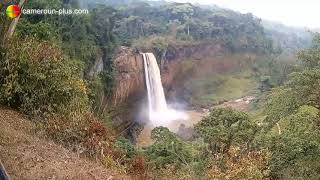 Chute d'Ekom - Nkongsamba - Cameroun