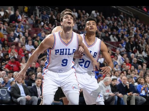Dario Saric Top Assists of the Season!