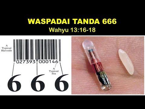 Download Waspadai Tanda 666 - Ps. Rubin Adi Abraham