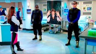 Могучие медики - Сезон 1 серия 7 - Царство террора Алана | Сериал Disney