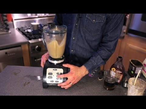 how to make an iced mocha