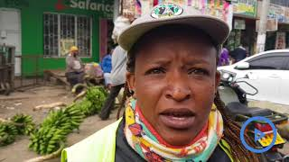 Nakuru's female motorbike boda boda challenging men