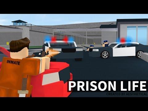 I WORK IN A PRISON!   Roblox