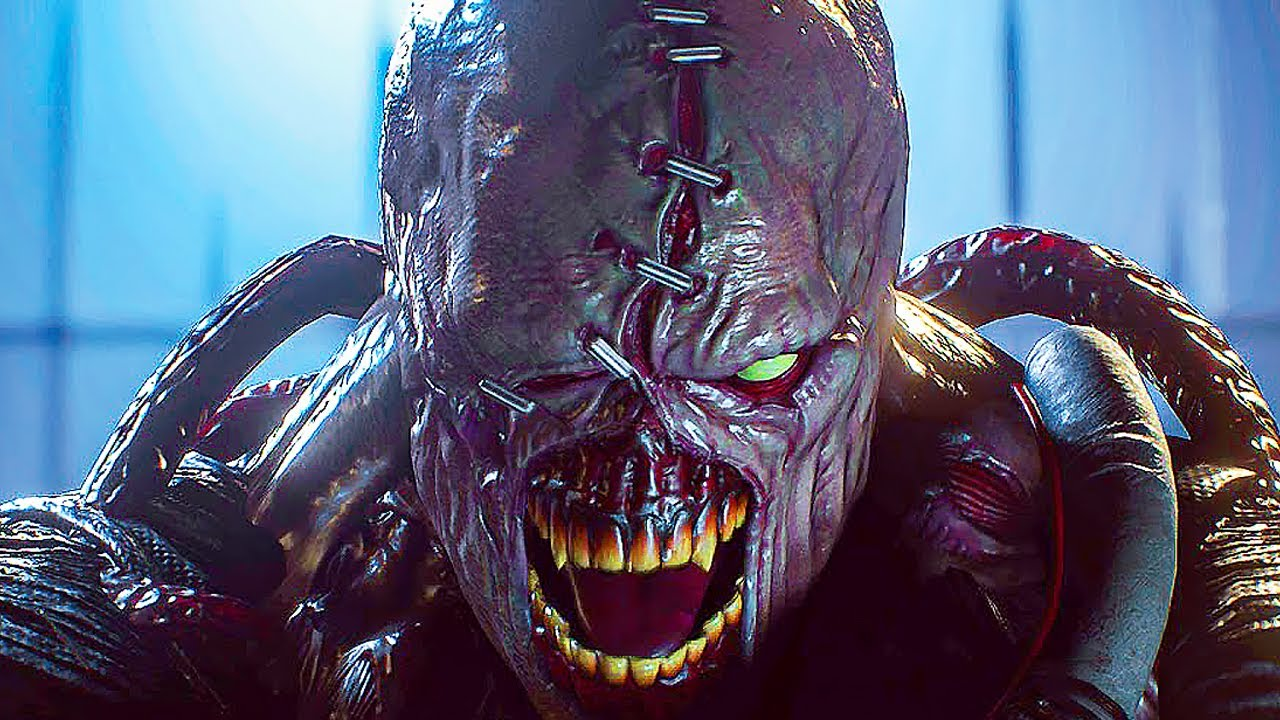 Download RESIDENT EVIL 3 Remake Full Movie Zombie