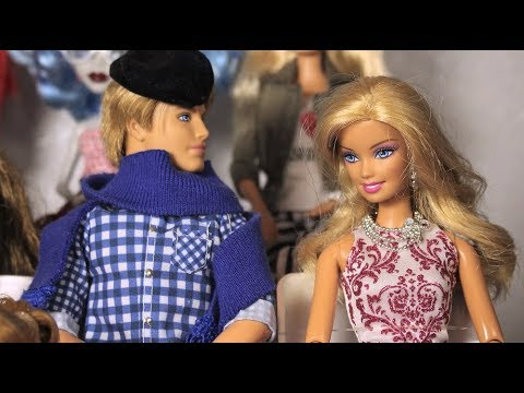 The Play - A Barbie parody in stop motion *FOR MATURE…