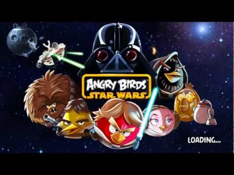 Angry Birds Star Wars Theme Song (FULL)