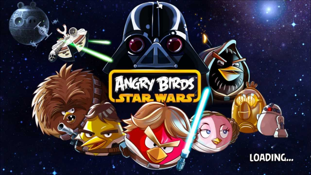 Connu Angry Birds Star Wars Theme Song (FULL) - YouTube TS65