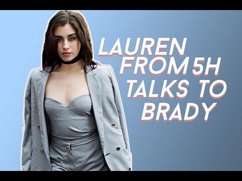 Lauren from 5h talks to Brady