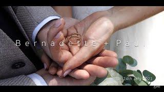 Paul & Bernadette Wedding