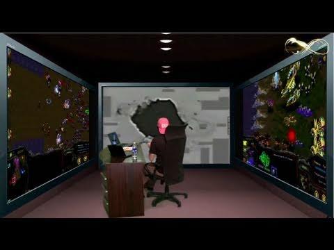Secret CIA Drone Command Center