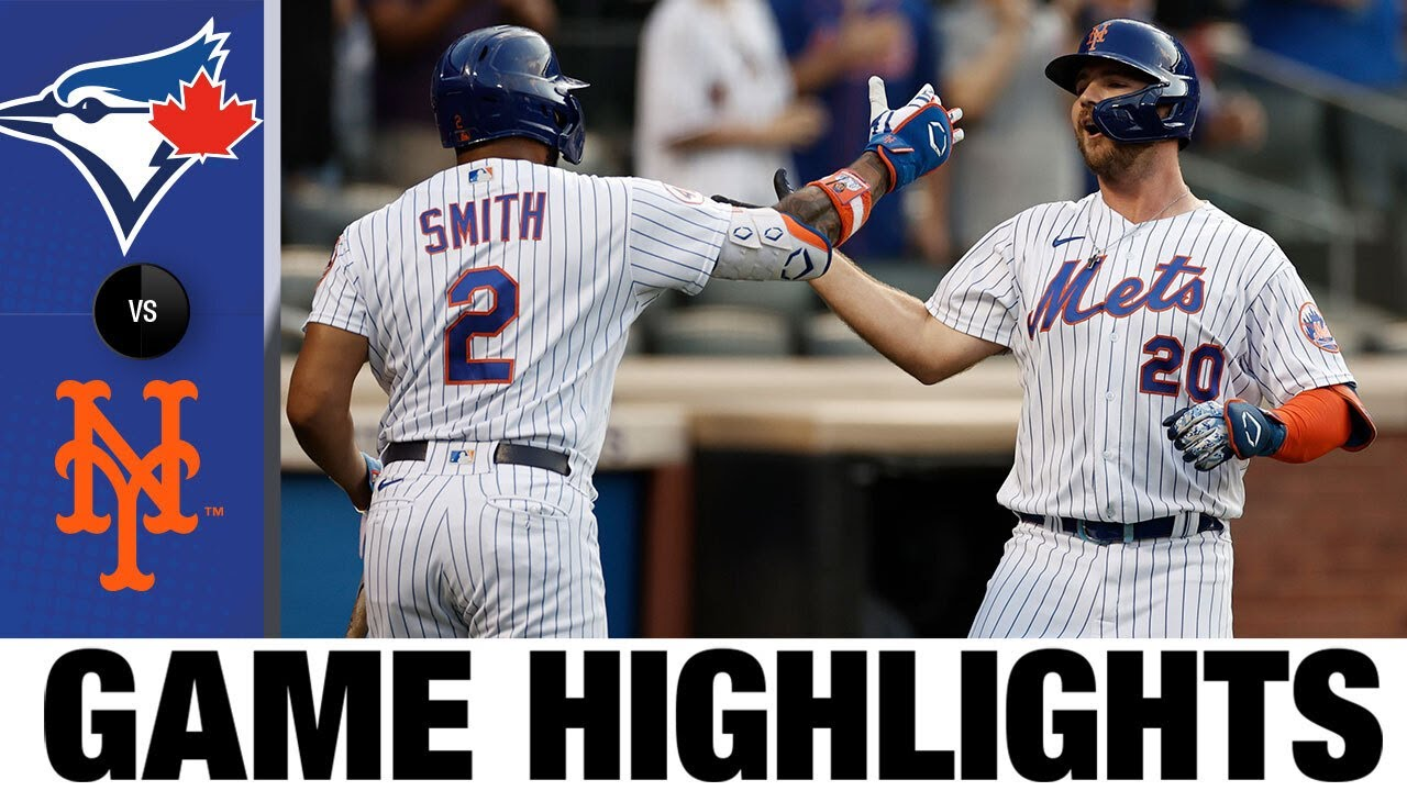 Download Blue Jays vs. Mets Game Highlights (7/23/21) | MLB Highlights