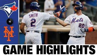 Blue Jays vs. Mets Game Highlights (7/23/21)  MLB Highlights